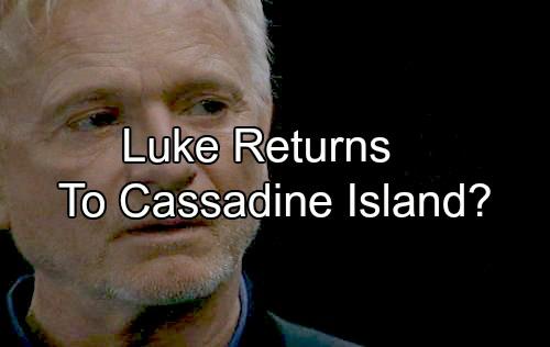 General Hospital Spoilers: Luke Returns for Cassadine Island Plot Twist - Not Really Dead?