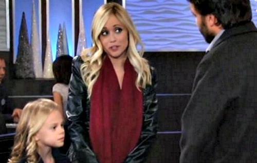 General Hospital Spoilers: Lulu Kidnaps Charlotte And Flees From Valentin?