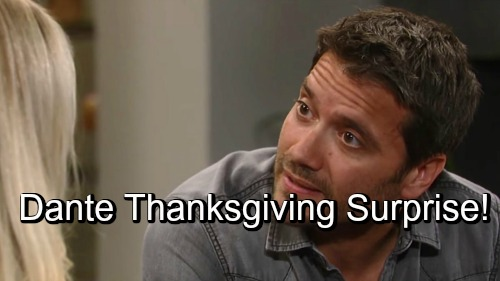 General Hospital Spoilers: Dante Gives Lulu a Thanksgiving Surprise – Heartfelt Reunion Brings a Happy Holiday