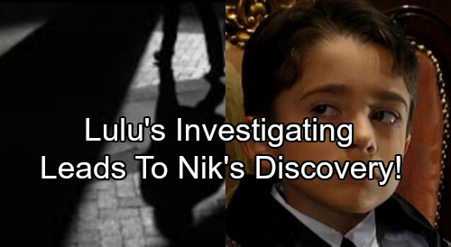 General Hospital Spoilers: Nikolas Bombshell Brewing – Lulu's Digging Sets Up Exciting Reunion For Spencer And Dad