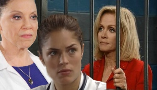 General Hospital Spoilers: Madeline and Dr. Obrecht's Shocking Baby Swap - Britt is Nina's Daughter?