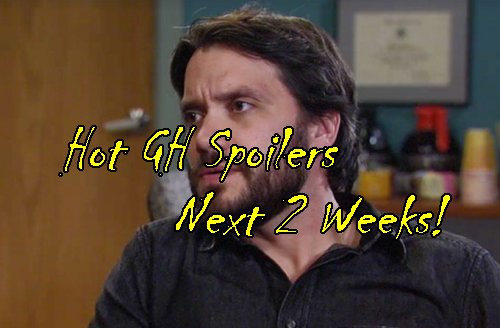 General Hospital Spoilers for Next 2 Weeks: Jason Saves Sonny From Deadly Enemy - Sam Gets Worse - Nina Uses Blackmail