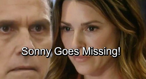 General Hospital Spoilers: Sonny Goes Missing, Carly Freaks – Margaux's Vengeful Plot Gets Out of Hand