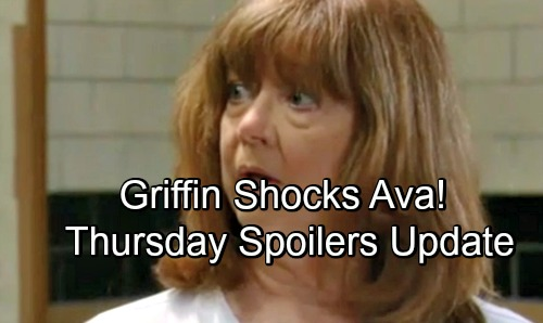 General Hospital Spoilers: Thursday, August 2 Update – Lulu Seeks Nelle's Accomplice – Griffin Shocks Ava – Sam Dupes Mary Pat