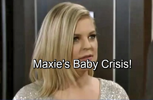 General Hospital Spoilers: Maxie's Shocking Baby Drama – Peter and Sam Step Up During Scary Nurses Ball Crisis