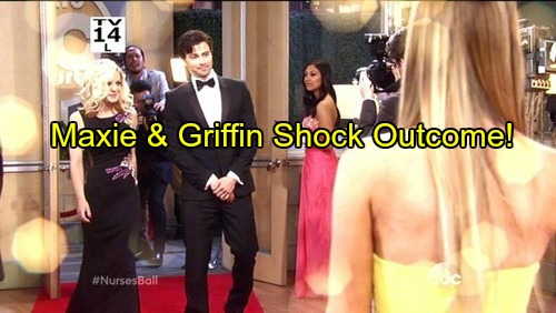 General Hospital (GH) Spoilers: Griffin Takes Maxie to Nurse's Ball – Will Nathan's Secrets be Spilled?