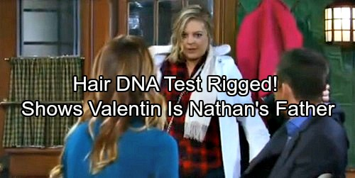 General Hospital Spoilers: Nathan Thinks Valentin's His Father, Maxie's Hair DNA Test Results Rigged – Dr. Obrecht Strikes Again