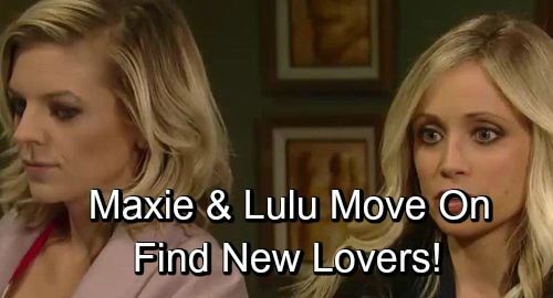 General Hospital Spoilers: New Romantic Chapters For Maxie and Lulu - Nathan Memories and Dante Struggles Lead to Change