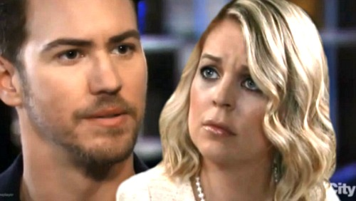 General Hospital Spoilers: Maxie Learns Peter's True Identity - Shock Causes Premature Labor
