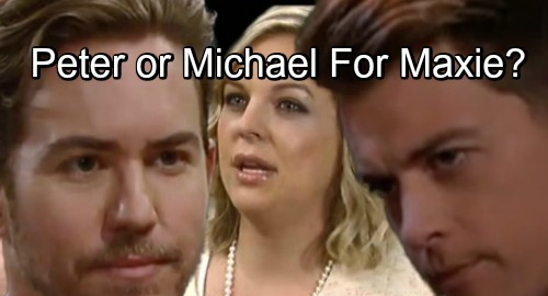 General Hospital Spoilers: Maxie Finds Love Again – Who's the Better Match: Peter or Michael?