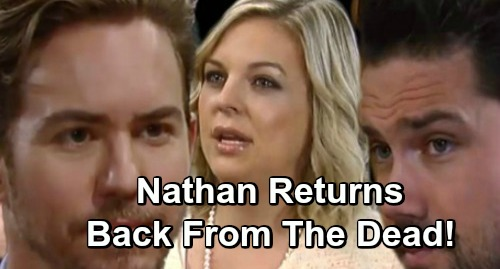 General Hospital Spoilers: Maxie Begins Her Future with Peter – Will Nathan Return from the Dead and Derail New Romance?