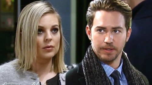 General Hospital Spoilers: Peter's Infatuation With Maxie Mirrors Faison's Obsession With Anna - Like Father, Like Son
