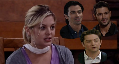 General Hospital (GH) Spoilers: Romance Upheaval Ahead - Who Does Maxie Really Belong With – Nathan, Spinelli or Griffin?