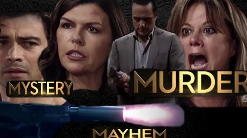General Hospital (GH) Spoilers: Mystery, Murder and Mayhem - Sonny Shoots – Anna Battles Carlos – Griffin's Horrible Betrayal