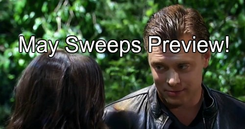 General Hospital (GH) Spoilers: May Sweeps Preview Surprises – Griffin Gets a Girlfriend - Deadly PC Accident