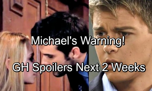 General Hospital Spoilers Next 2 Weeks: Michael's Dire Warning – Scott Gets an Irresistible Offer – Chase Makes a Vow