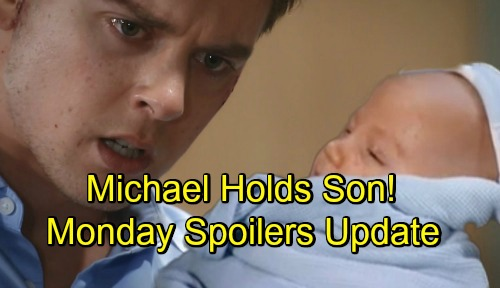 General Hospital Spoilers: Monday, August 6 Update – Ava Puts Julian in a Tight Spot – Michael Meets His Son – Margaux's Surprised