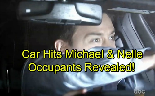 General Hospital Spoilers: Josslyn Panics Over Car Wreck – Oscar and Cameron Involved in Michael and Nelle's Accident