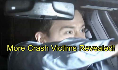 General Hospital Spoilers Gh Emergency Chaos More Crash Victims