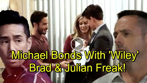 General Hospital Spoilers: Brad Freaks As Michael and 'Wiley' Strong Bond Forms – Julian Warns of Big Trouble