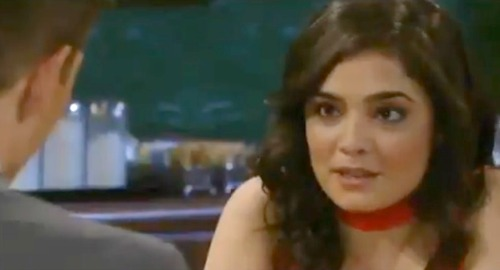 General Hospital Spoilers: Wednesday, March 21 – Drew Goes Navy SEAL – Michael's Hot Date – Griffin Catches Ava and Nelle