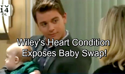 General Hospital Spoilers: 'Wiley' Inherits Michael's Heart Condition – Crucial Clue Leads to Baby Swap Bombshell, Truth Exposed