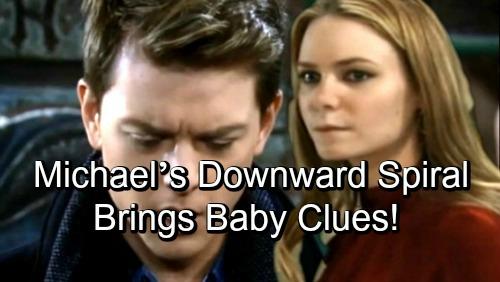 General Hospital Spoilers: Drunk Michael's Downward Spiral Brings New Baby Clues – Big Jonah Bombshells