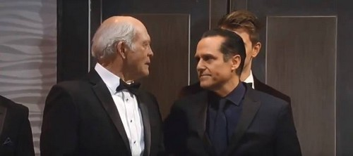 General Hospital Spoilers: Mike's Condition Gets Much Worse – Sonny Faces Father's Heartbreaking Paranoia and Outbursts