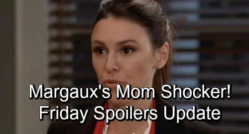 General Hospital Spoilers: Friday, November 9 Update – Margaux's Mom Shocker - Murder Evidence Mounts Against Carly