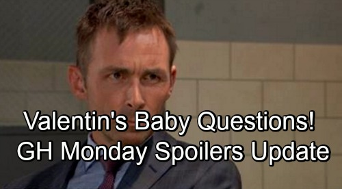 General Hospital Spoilers: Monday, August 20 Update – Madeline Faces Nina Baby Questions – Brad Fights For 'Wiley'