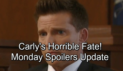General Hospital Spoilers: Monday, June 11 Update – Stunning Courtroom Twist for Carly – Nelle Loses It – Nina Helps Suffering Peter