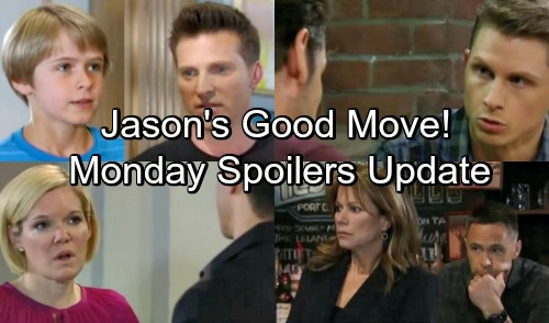 General Hospital Spoilers: Monday, May 7 Update – Jason's Efforts Pay Off – Alexis Takes Stella's Advice – Franco Gets a Shock