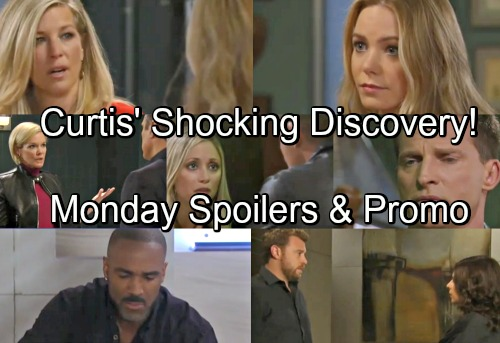 General Hospital Spoilers: Monday, April 30 – Sam and Drew's Tough Talk – Curtis Hits the Peter Jackpot – Ava's Harsh Ultimatum