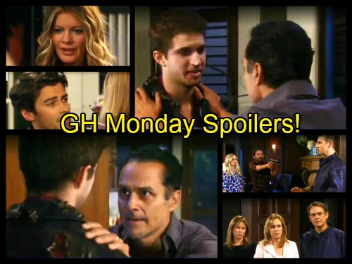 General Hospital Spoilers: Morgan Back From The Dead - Valentin Nightmare Begins - Nina Wants To Take Charlotte