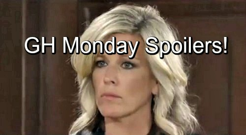 General Hospital (GH) Spoilers: Michael Easton Debuts – Nina Sets a Trap - Lomax Lawsuit Gets Dirtier