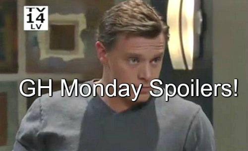 General Hospital (GH) Spoilers: Jason Gets Violent with Franco - Witness to Duke's Murder Revealed – Ric Back – New Jake Debut