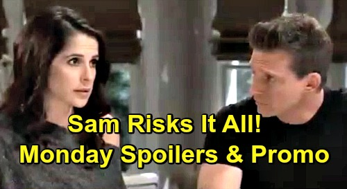 General Hospital Spoilers: Monday, April 29 – Margaux's Shocking Admission - Ryan's Funeral – Sam Risks Everything