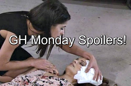 General Hospital (GH) Spoilers: Liz and Hayden Get Physical – Sam and Jason Find Hayden's Shooter - Scotty Helps Laura
