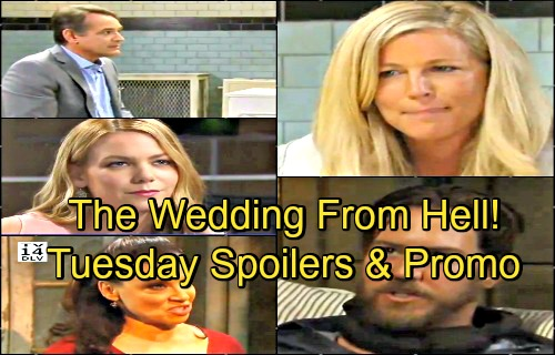 General Hospital Spoilers: Tuesday, July 10 – Chase Poisons Nelle's Mind – Jason Fears For Michael's Life – Sam's Big Clue