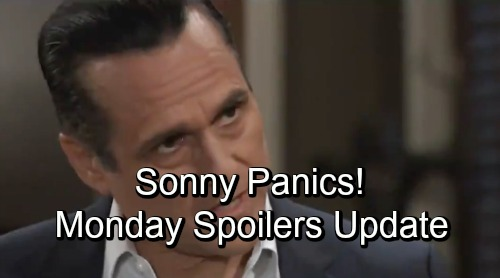 General Hospital Spoilers: Monday, September 24 Update – Oscar Reels Over Cancer Crisis – Sonny Panics – Carly Furious with Liz