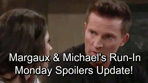 General Hospital Spoilers: Monday, October 29 Update – Mary Pat's Big Blunder - Anna Uses Britt as Bait – Michael and Margaux's Run-In