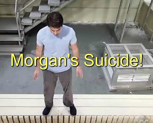 General Hospital (GH) Spoilers: Morgan Contemplates Suicide After Kiki Shooting - What Pushes Guilty Corinthos to the Edge?