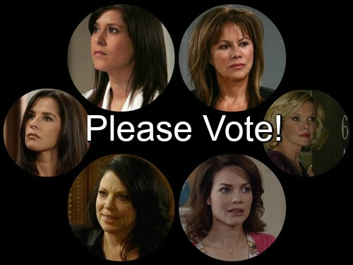 General Hospital (GH) Spoilers: Who is The WORST Mother in Port Charles - Take Our Mother's Day POLL