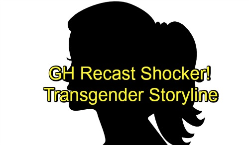 General Hospital Spoilers: Leaked Recast Shocker – GH Tackles Transgender Storyline, New Lucky Returns as a Woman?