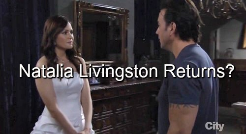 General Hospital Spoilers: Natalia Livingston Teases GH Return – Rebecca Shaw or Emily Quartermaine Back From The Dead?