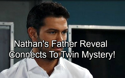 General Hospital Spoilers: Nathan's Father Discovery Connects to Twin Saga – Shocking Twist Changes Everything