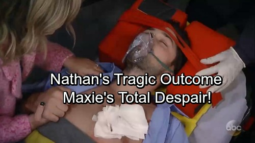 General Hospital Spoilers: Nathan's Tragic Outcome – Poor Maxie's Relief Ends In Total Despair