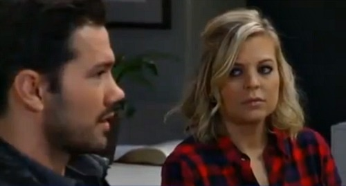 General Hospital Spoilers: Dr. Obrecht Baby Snatcher - Switches Nelle's Healthy Baby for The One Maxie Loses