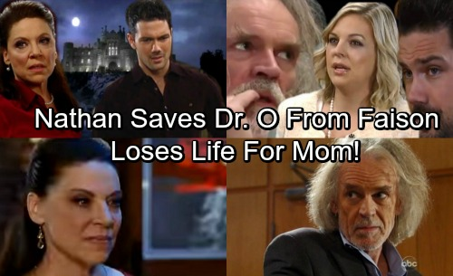 General Hospital Spoilers: Nathan Saves Dr. O from Faison's Wrath – Tragic Rescue Costs Him His Life?