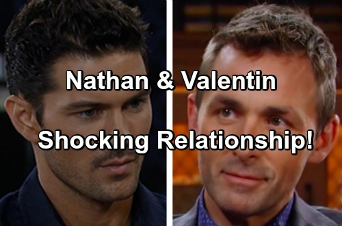 General Hospital Spoilers: Valentin and Nathan Related - Shocking Clue Provides Evidence